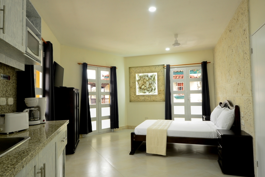 Balcones Apartments - in the heart of Cartagena´s beautiful Old Town.