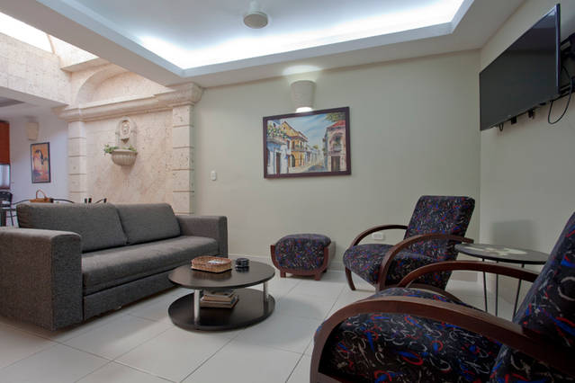 Moneda Apartments - in the heart of Cartagena´s old town
