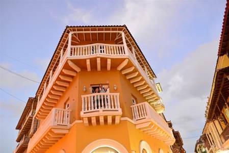 Cartagena Balcones - external